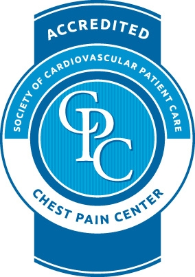 Accredited Chest Pain Center